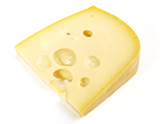 Extra Hard Cheese: Emmentaler