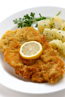 on food and cooking deutsch