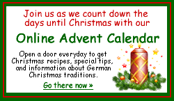 Go to Our Online Advent Calendar