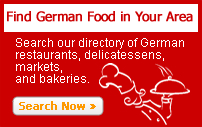 Find German Food in Your Area