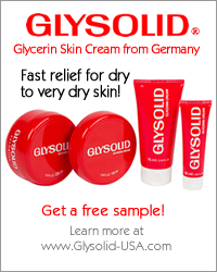 Fast Relief for Dry Skin - Glysolid Skin Cream
