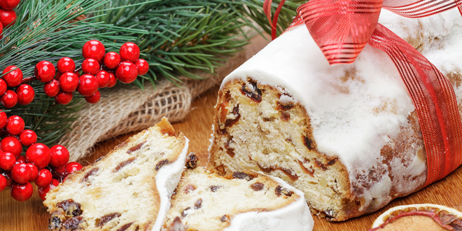 Stollen - Germany's Oldest Christmas Tradition